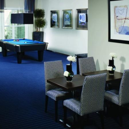 Resident Billiards Table | Energy Corridor Apartments Houston | Eclipse