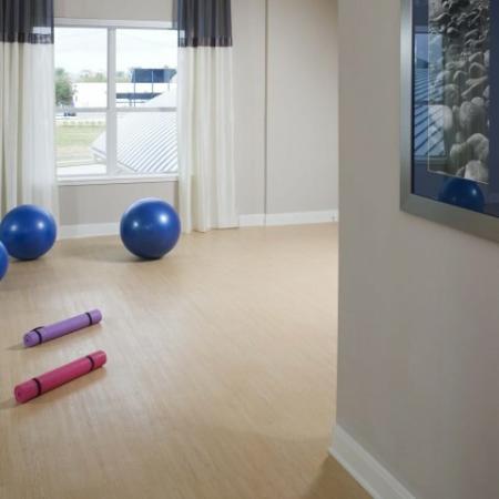 Resident Yoga Studio   Energy Corridor Luxury Apartments   Eclipse