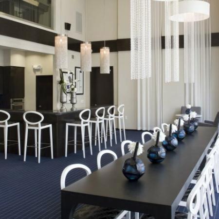 Spacious Resident Club House   Energy Corridor Luxury Apartments   Eclipse