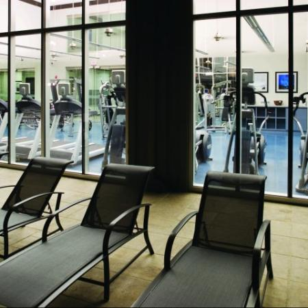 Cutting Edge Fitness Center | Energy Corridor Apartments For Rent | Eclipse
