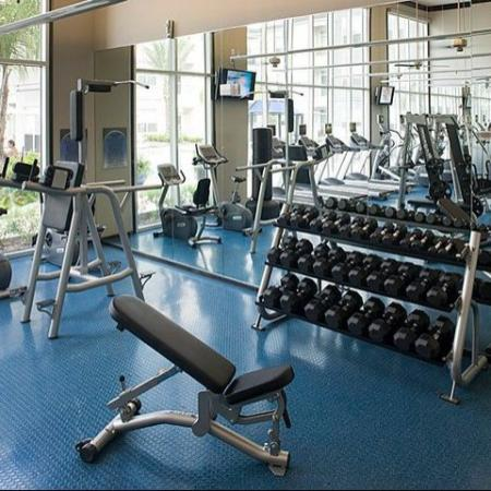 State-of-the-Art Fitness Center | Energy Corridor Houston Apartments | Eclipse