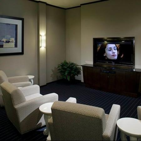 Resident Media Room | Energy Corridor Apartments For Rent | Eclipse