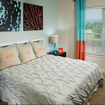Spacious Bedroom   Energy Corridor Apartments For Rent   Eclipse