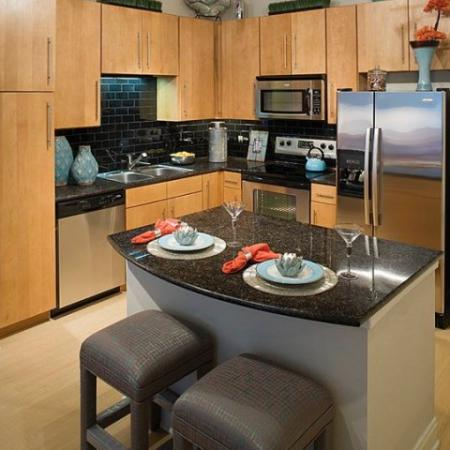 State-of-the-Art Kitchen   Energy Corridor Apartments For Rent   Eclipse