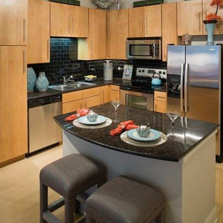 State-of-the-Art Kitchen | Energy Corridor Apartments For Rent | Eclipse