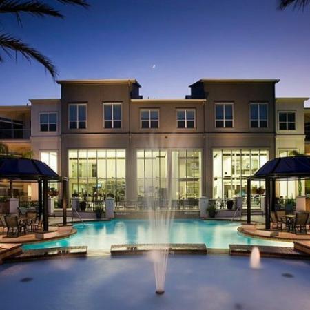 Sparkling Pool   Apartments In Energy Corridor Houston Texas   Eclipse