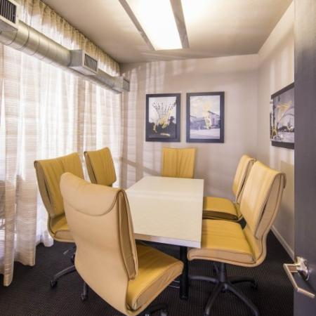 Resident Business Center | Houston Energy Corridor Apartments | Briar Forest Lofts