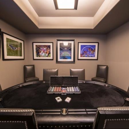 Spacious Resident Club House
