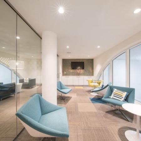 Community Study Lounge | Brickell Miami Apartments For Rent | SOMA at Brickell