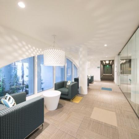 Spacious Community Club House | Brickell Miami Apartments | SOMA at Brickell