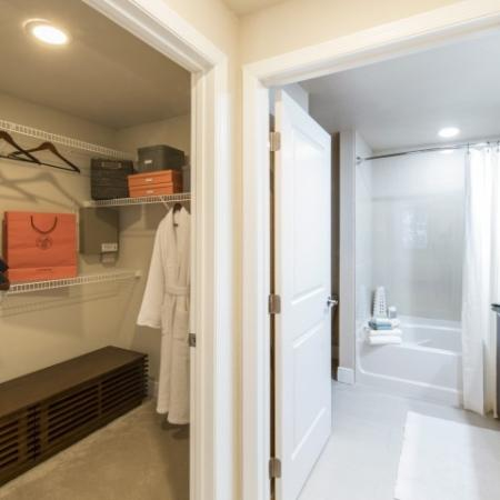 Spacious Bathroom | Apartments For Rent In Brickell Miami | SOMA at Brickell