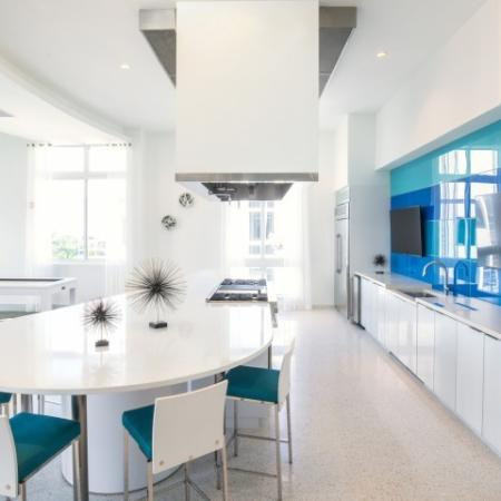 Elegant Community Club House | Miami Apartments In Brickell | SOMA at Brickell