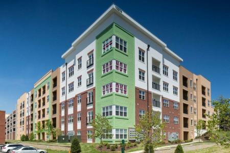 Apartment Building | Vanguard Heights