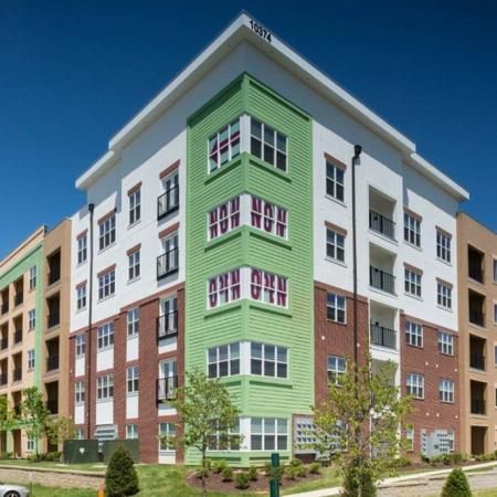 Apartment Building | Vanguard Heights