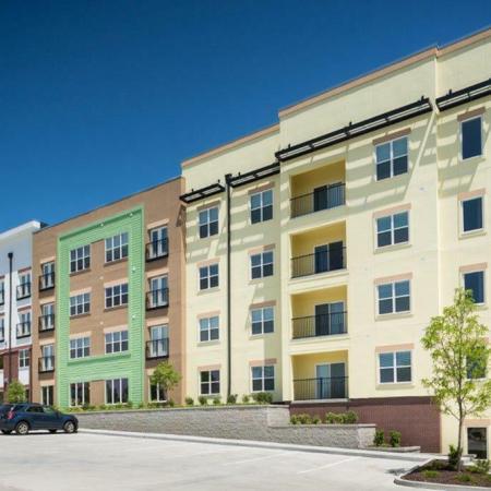 Apartment Complex | Vanguard Heights