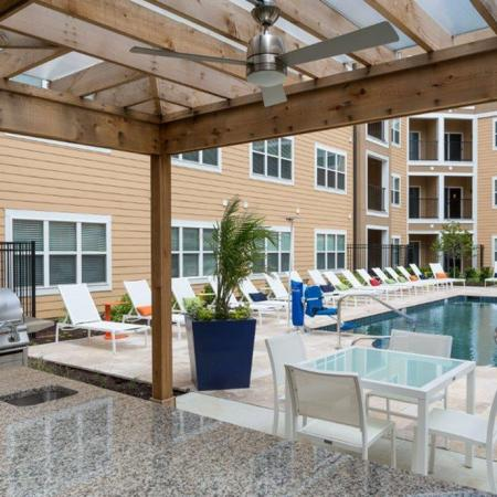 Resident Sun Deck | Vanguard Heights