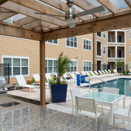 Resident Sun Deck | Vanguard Heights