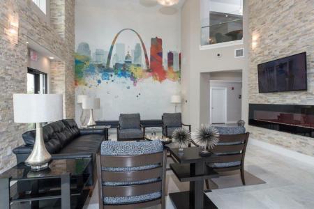 Spacious Resident Club House | Vanguard Heights