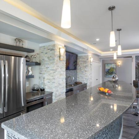Elegant Community Club House | Vanguard Heights