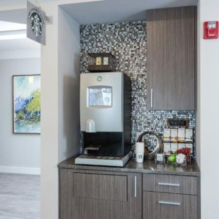 Resident Coffee Bar | Vanguard Heights