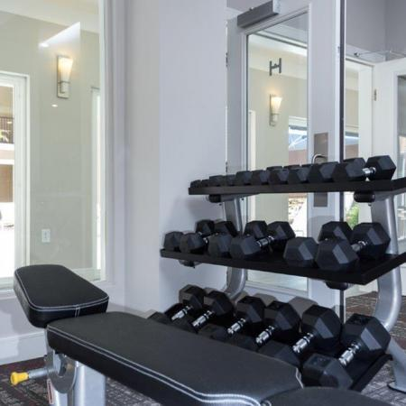 State-of-the-Art Fitness Center | Vanguard Heights