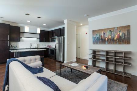 Spacious Living Room | Vanguard Heights