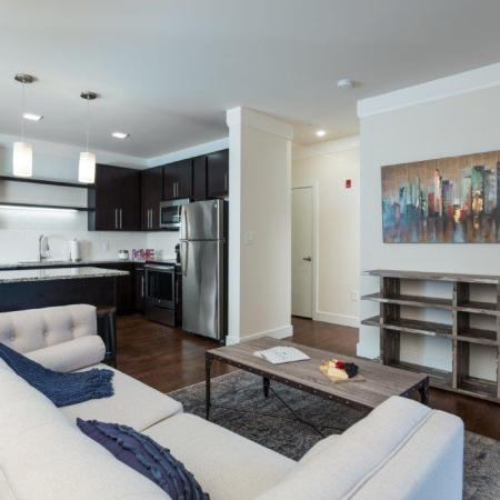 Spacious Living Room | Vanguard Heights
