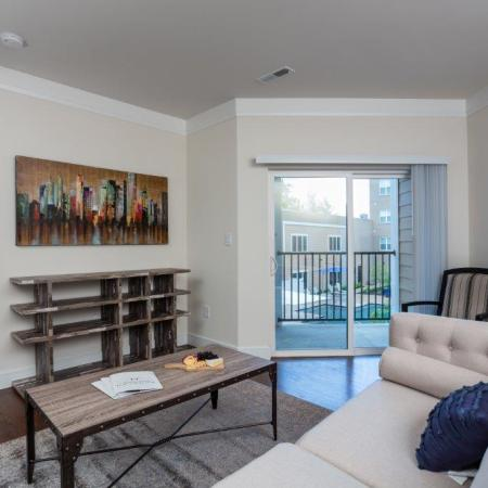 Luxurious Living Room | Vanguard Heights