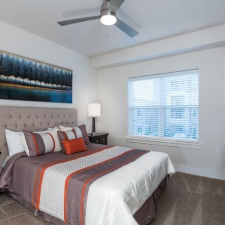 Spacious Bedroom | Vanguard Heights