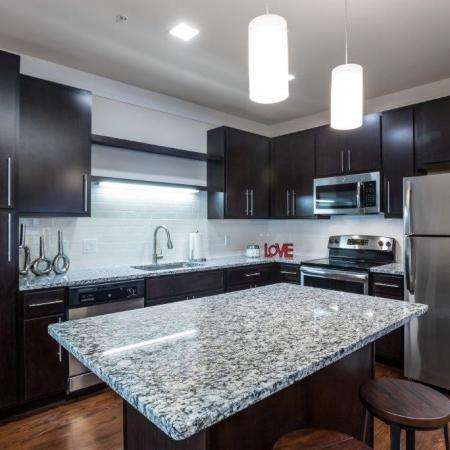 State-of-the-Art Kitchen | Vanguard Heights