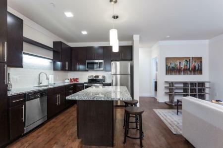 Modern Kitchen | Vanguard Heights