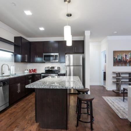 Modern Kitchen | Vanguard Heights
