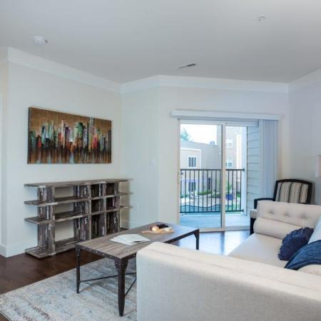 Spacious Living Area | Vanguard Heights