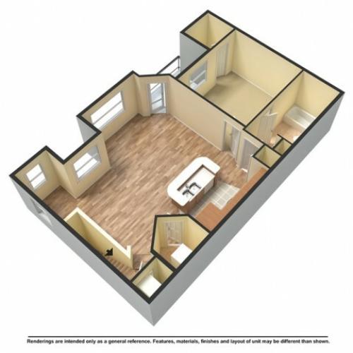 Apartments In Trussville Alabama: Studio / 1 Bath Apartment In Birmingham AL