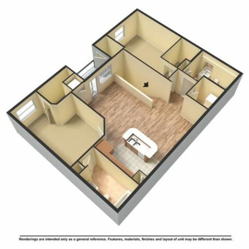 Apartments In Trussville Alabama: 1 Bed / 1 Bath Apartment In Birmingham AL