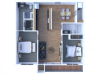 Two Bedroom - View