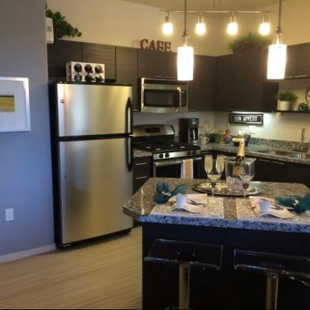 Modern Kitchen | Liv Ahwatukee Apartments