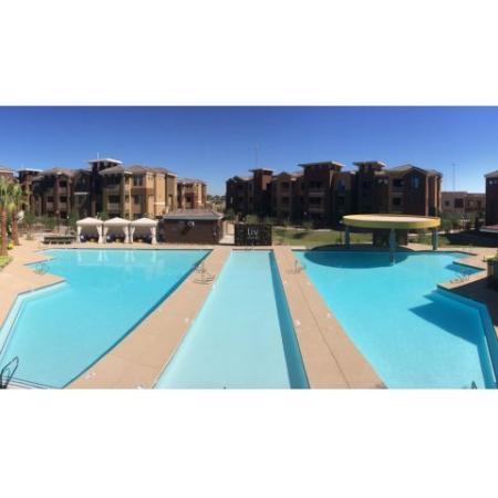 Sparkling Pool | Liv Ahwatukee Apartments