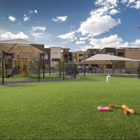 Community Bark Park | Liv Ahwatukee Apartments