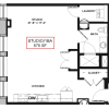 Studio 1 Bath Apartment In Rochester Ny Spectra At