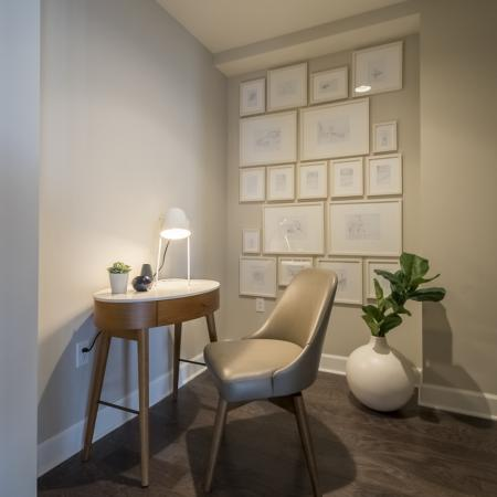 Spacious Living Area | Rochester Ny Apartments | Spectra at Sibley Square
