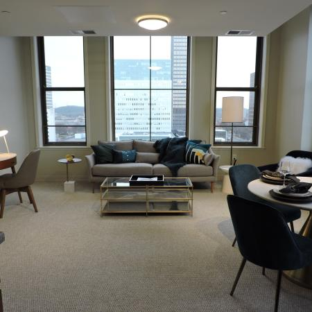 Large Floor Plans Downtown Rochester