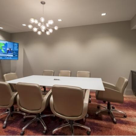 Resident Business Center | Apartment Homes In Rochester | Spectra at Sibley Square