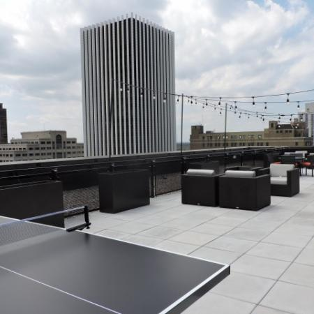 Rooftop | Apartment Homes In Rochester | Spectra at Sibley Square