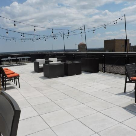 Spectra Rooftop | Apartment Homes In Rochester | Spectra at Sibley Square