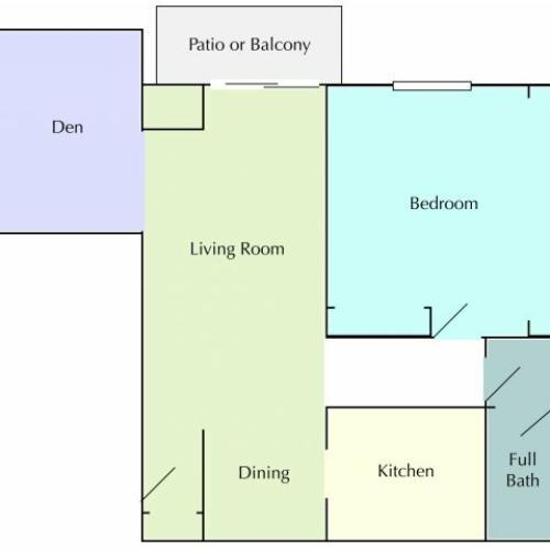 Arrowhead Apartments & Townhomes
