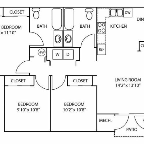 Spruce Street Apartments