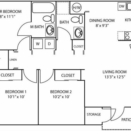 SouthCreek Apartments