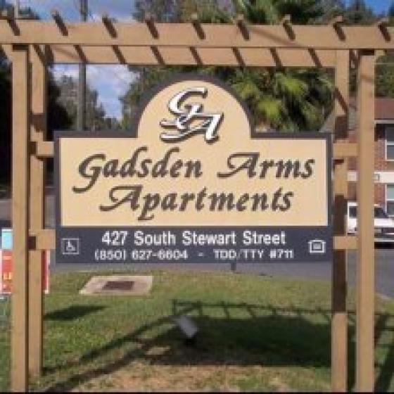 Contact our Community in QUINCY | Gadsden Arms Apartments