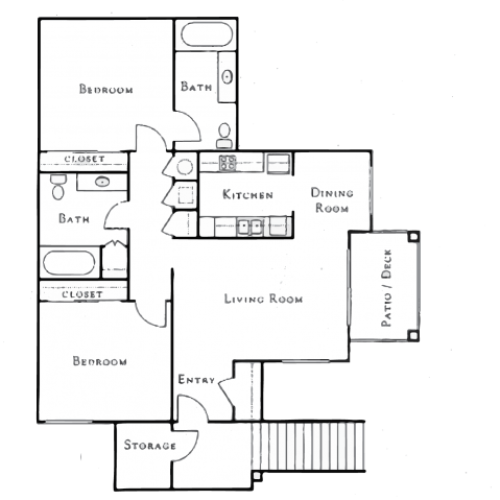 Casa del Sol Apartments (CA)